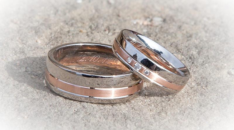 Rocznice ślubu – każda ważna tak samo