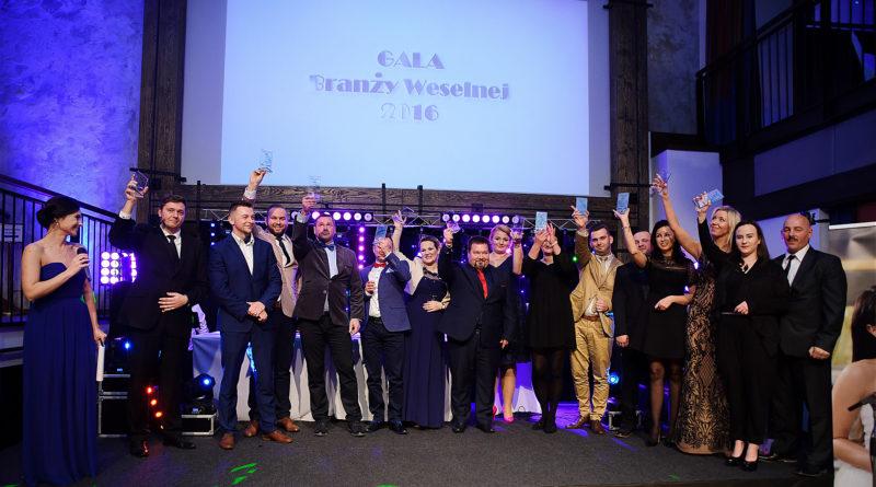 Gala Branży Weselnej 2017 – Nominacje woj. podkarpackiego