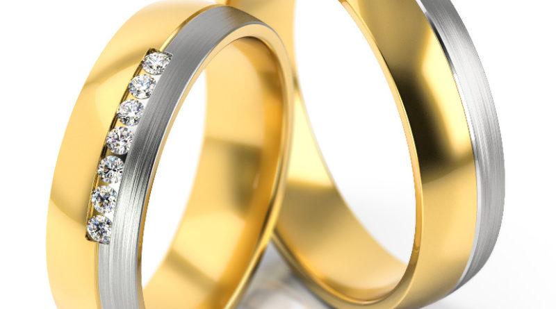 Miłość złotem pisana czyli obrączki ślubne Selana