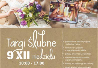 Targi ślubne w Kresowej Osadzie – ruszyły zapisy